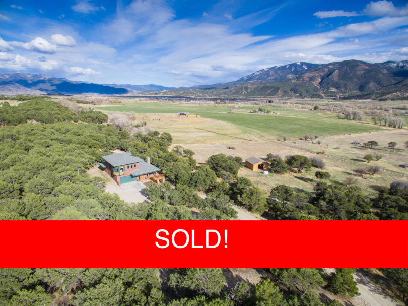 Shavano Ranch, Salida Colorado – SOLD!