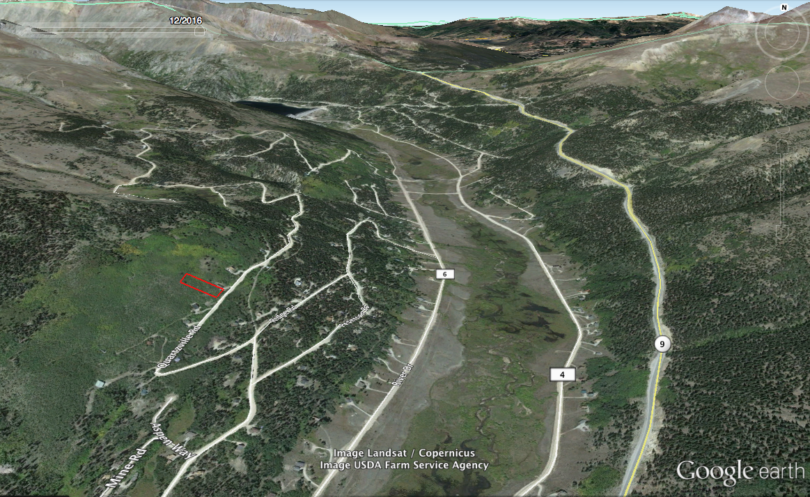 Placer Valley 1.01ac Adjoining Pike National Forest, Alma Colorado