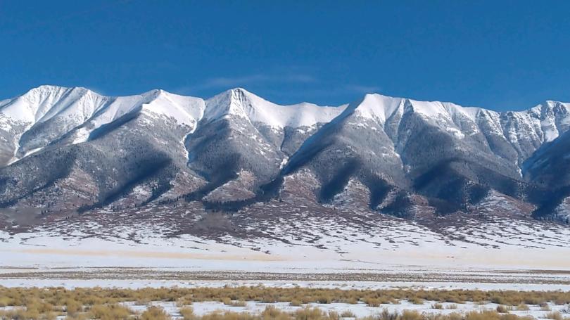 Cook Creek Ranch Land – Villa Grove, Colorado