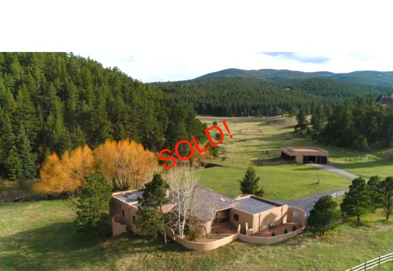 Soda Creek Ranch – Evergreen Colorado