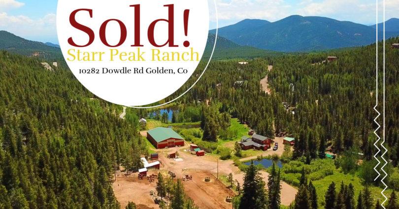 Starr Peak Ranch – Golden Colorado