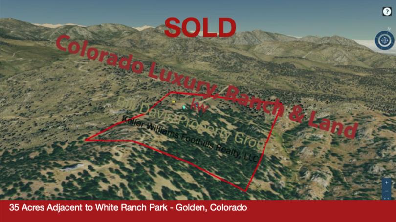 Summer Star Ln 35 Acres – Golden Colorado