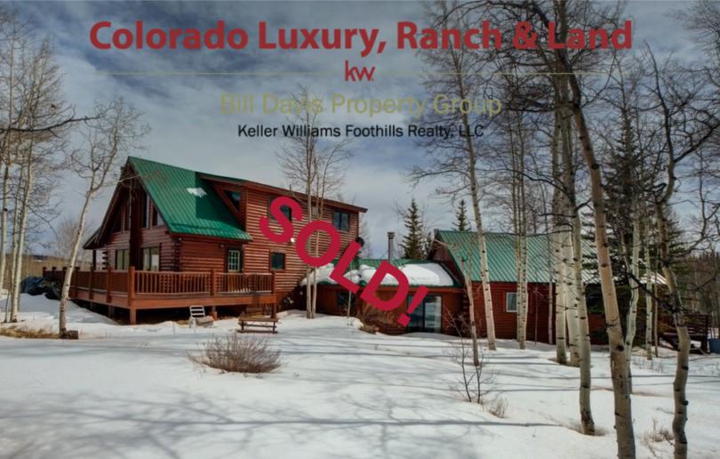 Silverheels Ranch Retreat – Fairplay Colorado