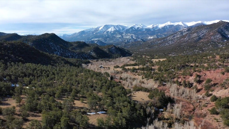 Badger Creek Recreational Retreat –  Salida, Colorado